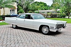 1968 Cadillac De Ville for sale 101009587