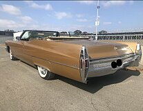 1968 Cadillac De Ville Coupe for sale 101035354
