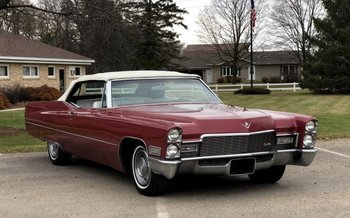 1968 Cadillac De Ville for sale 101054274