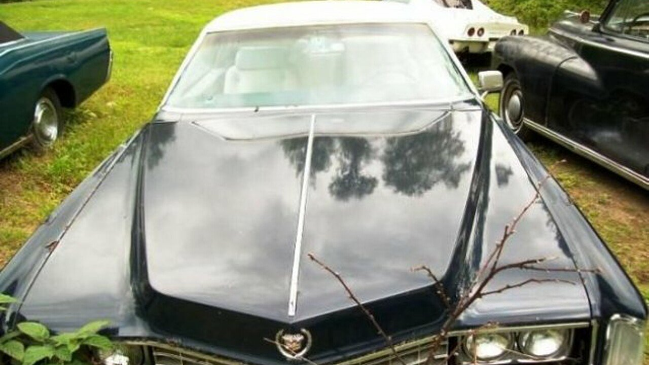1968 Cadillac Eldorado for sale 100892505