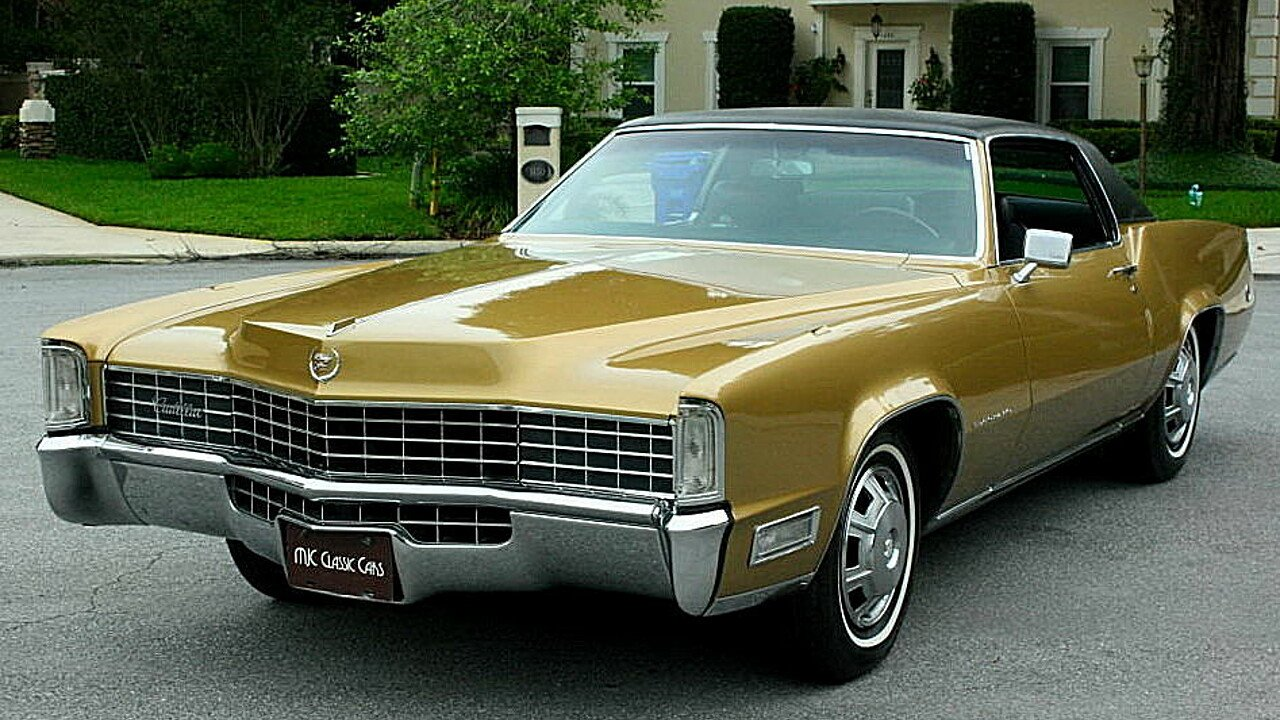 1968 Cadillac Eldorado for sale 100994061