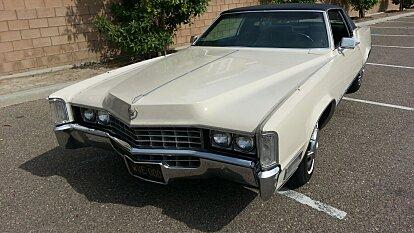1968 Cadillac Eldorado for sale 100874119