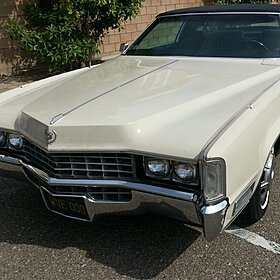 1968 Cadillac Eldorado for sale 100874119
