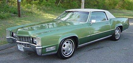 1968 Cadillac Eldorado for sale 100879963