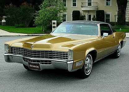 1968 Cadillac Eldorado for sale 100994061