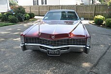 1968 Cadillac Eldorado Coupe for sale 101030432