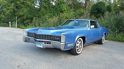 1968 Cadillac Eldorado Classics for Sale - Classics on