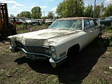 1968 Cadillac Fleetwood for sale 100766358