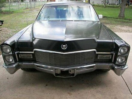 1968 Cadillac Fleetwood for sale 100829006
