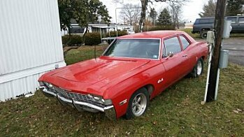 1968 Chevrolet Bel Air for sale 100863985