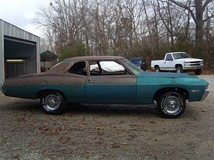 1968 Chevrolet Bel Air for sale 100849620