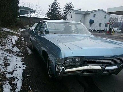 1968 Chevrolet Bel Air for sale 100972614
