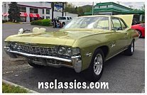 1968 Chevrolet Biscayne for sale 100775709