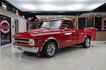 1968 Chevrolet C/K Truck for sale 100731386