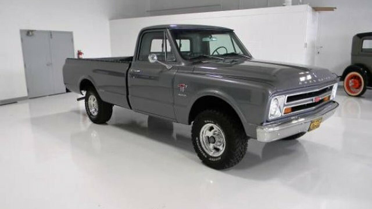 1968 Chevrolet C/K Truck for sale 100873950