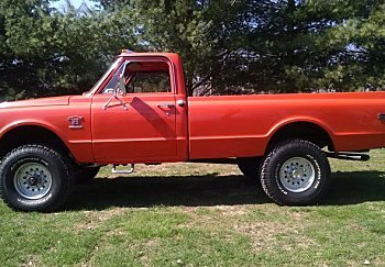 1968 Chevrolet C/K Truck for sale 100885641