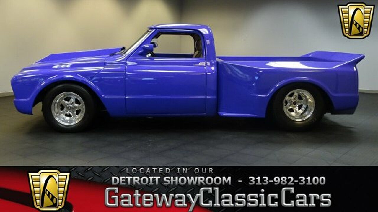 1968 Chevrolet C/K Truck for sale 100965298