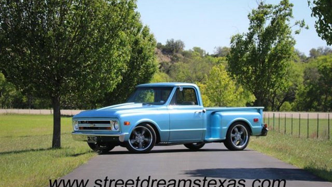1968 Chevrolet C/K Truck for sale near Fredericksburg, Texas 78624 ...