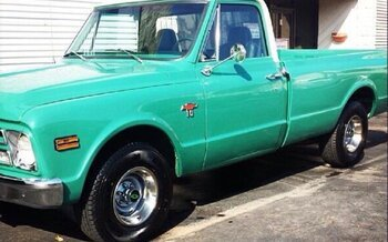 1968 Chevrolet C/K Truck 2WD Crew Cab 2500 for sale 101056543