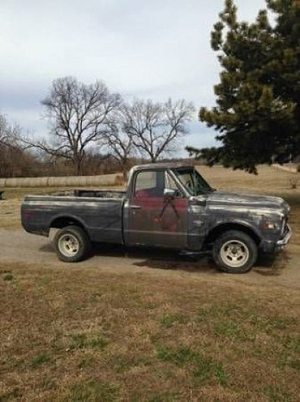 1968 Chevrolet C/K Truck for sale 100828492