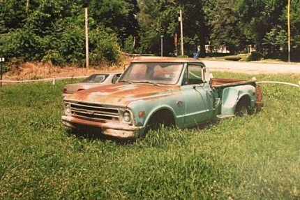1968 Chevrolet C/K Truck for sale 100828913