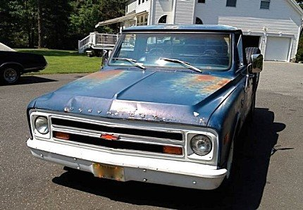 1968 Chevrolet C/K Truck for sale 100829002