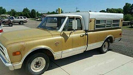 1968 Chevrolet C/K Truck for sale 100873949