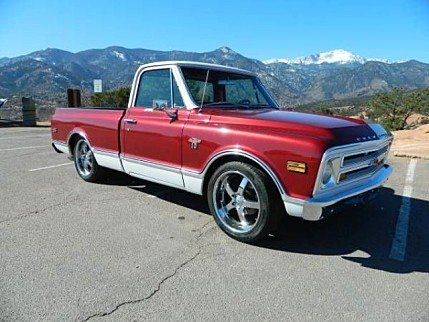 1968 Chevrolet C/K Truck for sale 100874354