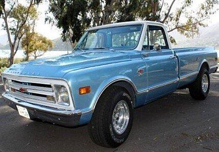 1968 Chevrolet C/K Truck Clics for Sale - Clics on Autotrader