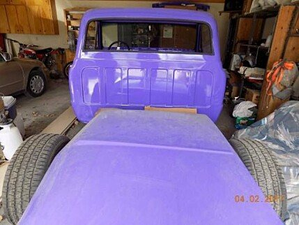 1968 Chevrolet C/K Truck for sale 100907085