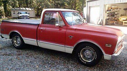1968 Chevrolet C/K Truck for sale 100928063