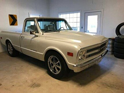 1968 Chevrolet C/K Truck for sale 100946864