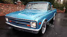 1968 Chevrolet C/K Truck for sale 100957931