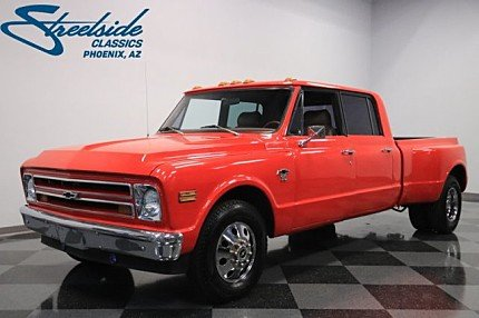 1968 Chevrolet C/K Truck for sale 100978500