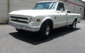 1968 Chevrolet C/K Truck 2WD Regular Cab 2500 for sale 100992000