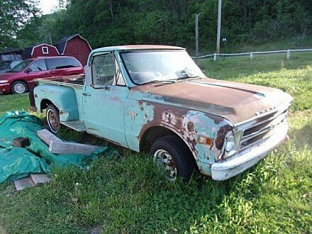 1968 Chevrolet C/K Truck for sale 101012514