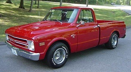 1968 Chevrolet C/K Truck for sale 101017631