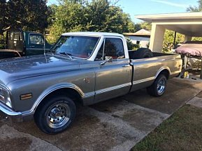 1968 Chevrolet C/K Truck for sale 101054738