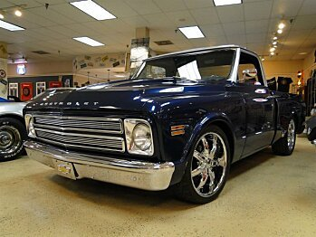1968 Chevrolet C/K Trucks for sale 100757445