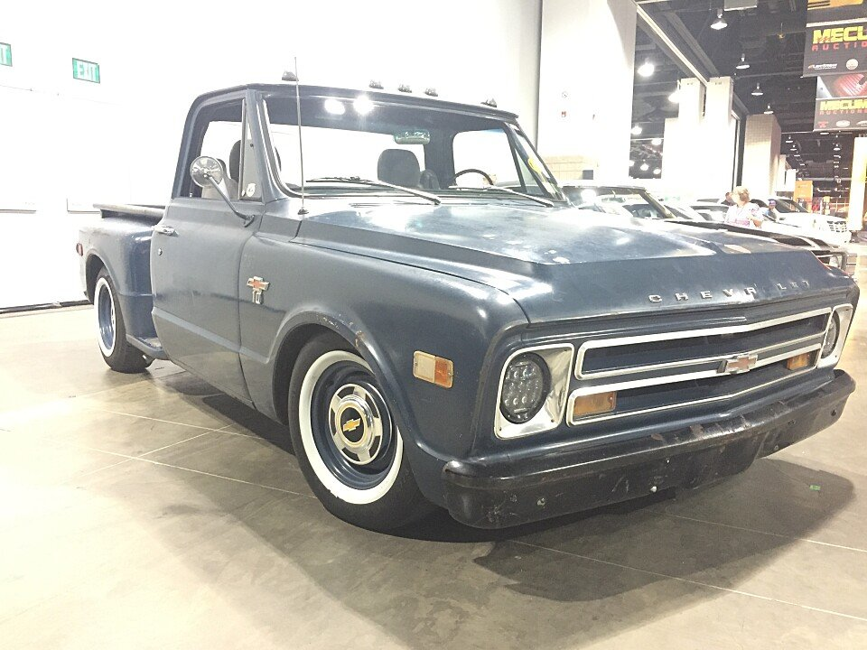 1968 Chevrolet C/K Trucks for sale 100775143