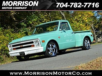 1968 Chevrolet C/K Trucks for sale 100731316
