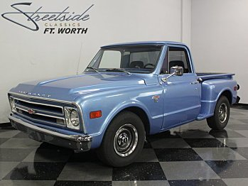 1968 Chevrolet C/K Trucks for sale 100770635