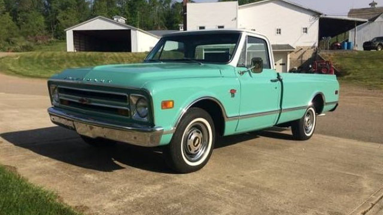 1968 Chevrolet C/K Trucks for sale 100856961