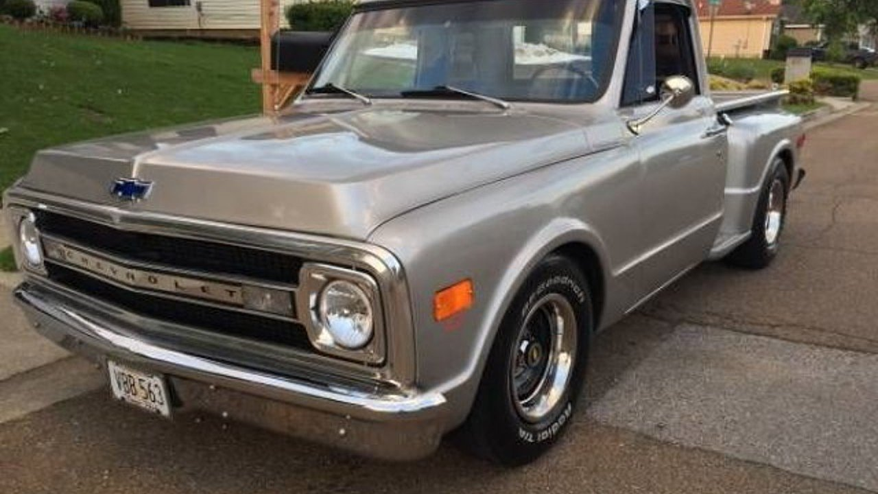 1968 Chevrolet C/K Trucks for sale 100889427