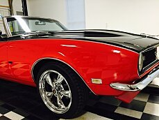 1968 Chevrolet Camaro RS Convertible for sale 100755398