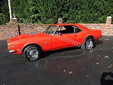 1968 Chevrolet Camaro for sale 100782523
