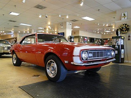 1968 Chevrolet Camaro for sale 100791460