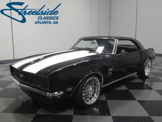 1968 Camaro Original Matching Numbers 327 Automatic for sale ...
