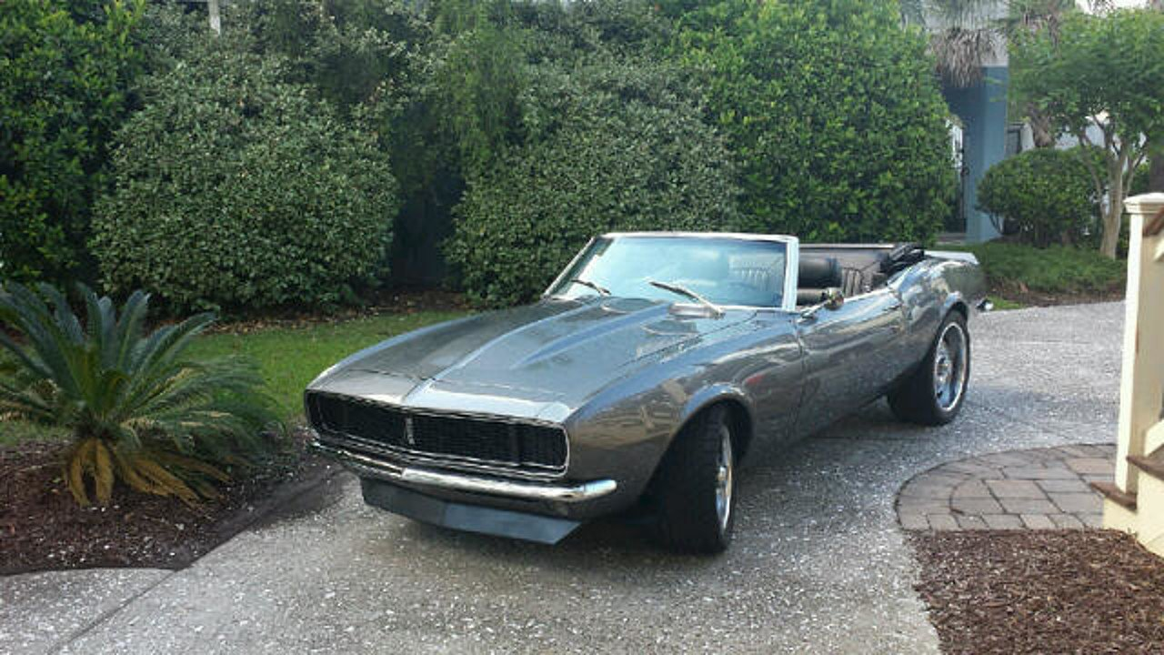 1968 Chevrolet Camaro Classics for Sale - Classics on Autotrader