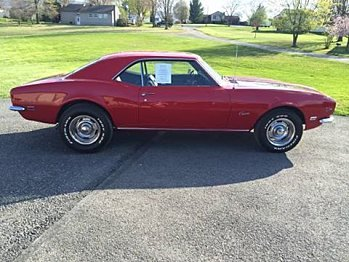 1968 Chevrolet Camaro for sale 100796644